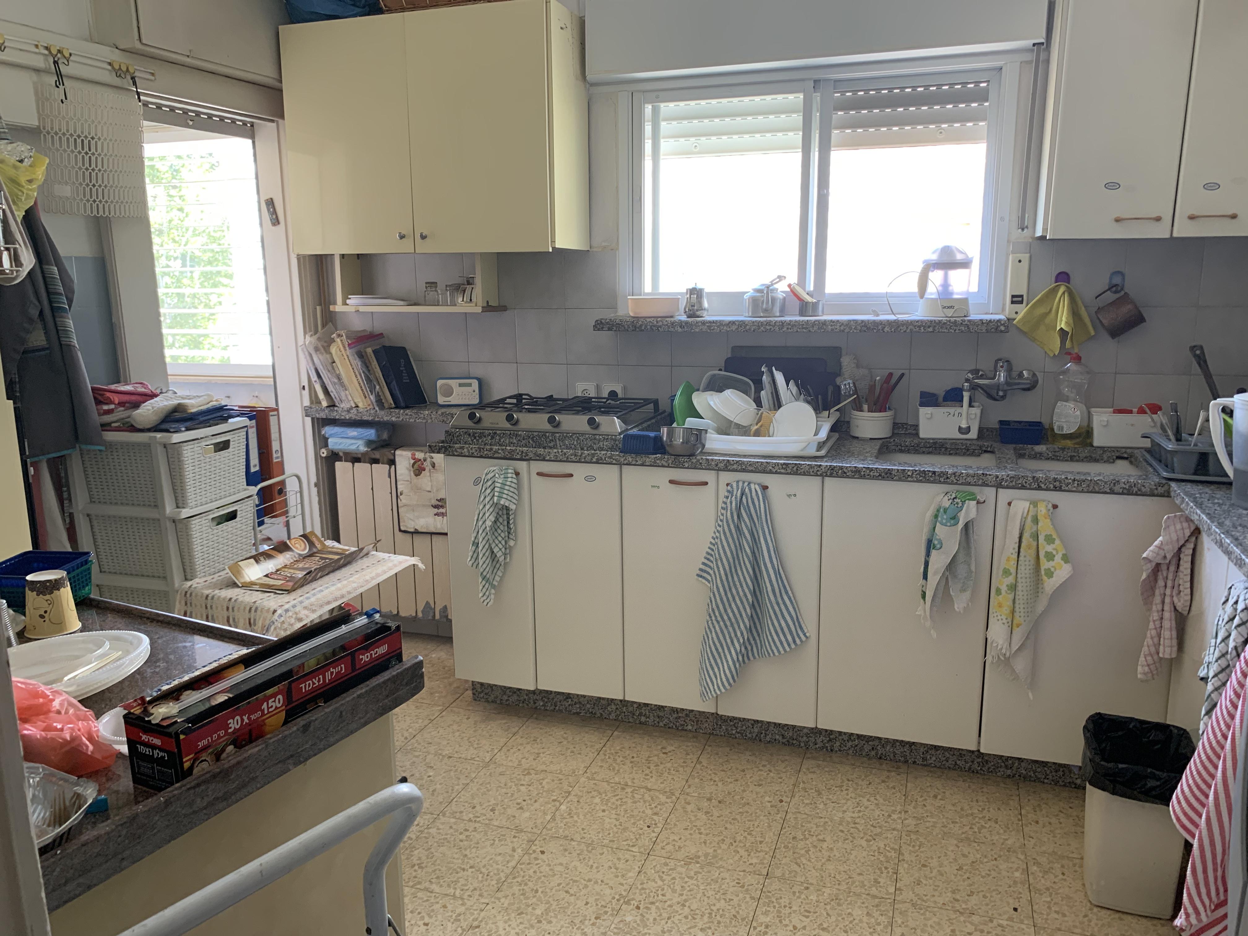 תמונה 3 ,דירה 4.5 חדרים אחד העם טלביה ירושלים