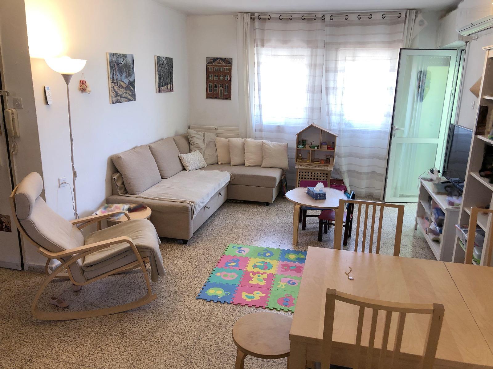 תמונה 1 ,דירה 3 חדרים בושם גילה ירושלים