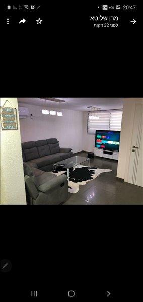יחידת דיור להשכרה 3 חדרים בפתח תקווה יבנה