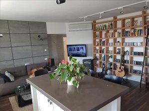 דירת גג להשכרה 3.5 חדרים בבאר שבע שרגא אברמסון