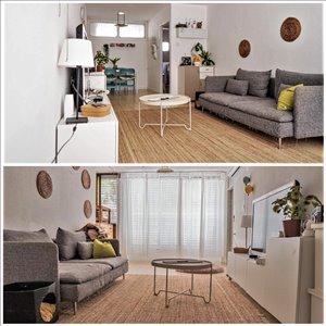 דירה להשכרה 3 חדרים בחולון ההסתדרות