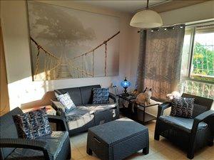 דירה להשכרה 3 חדרים בלוד אהרון לובלין