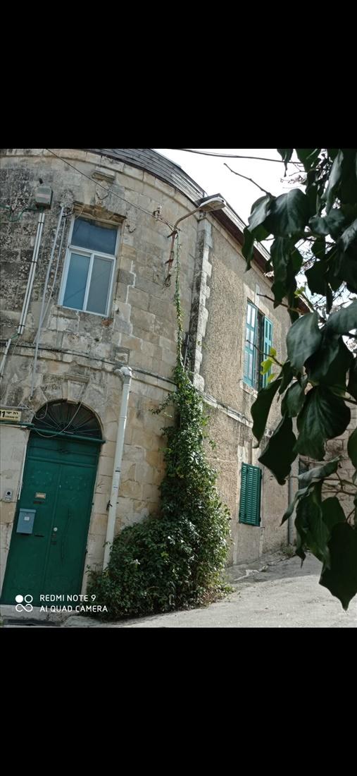 דירת גן להשכרה 4 חדרים בירושלים ישי אבו תור