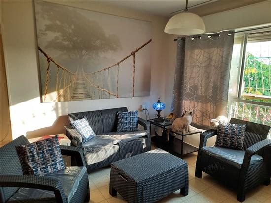 דירה להשכרה 3 חדרים בלוד אהרון לובלין גני אביב