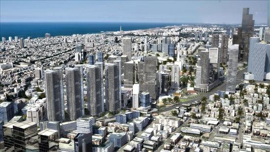 דירה להשכרה 1 חדרים בתל אביב יפו החשמונאים גני שרונה