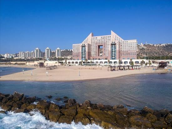 דירה להשכרה 2 חדרים בחיפה דוד אלעזר חוף הכרמל