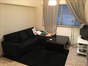 דירה להשכרה 2 חדרים בתל אביב יפו הס
