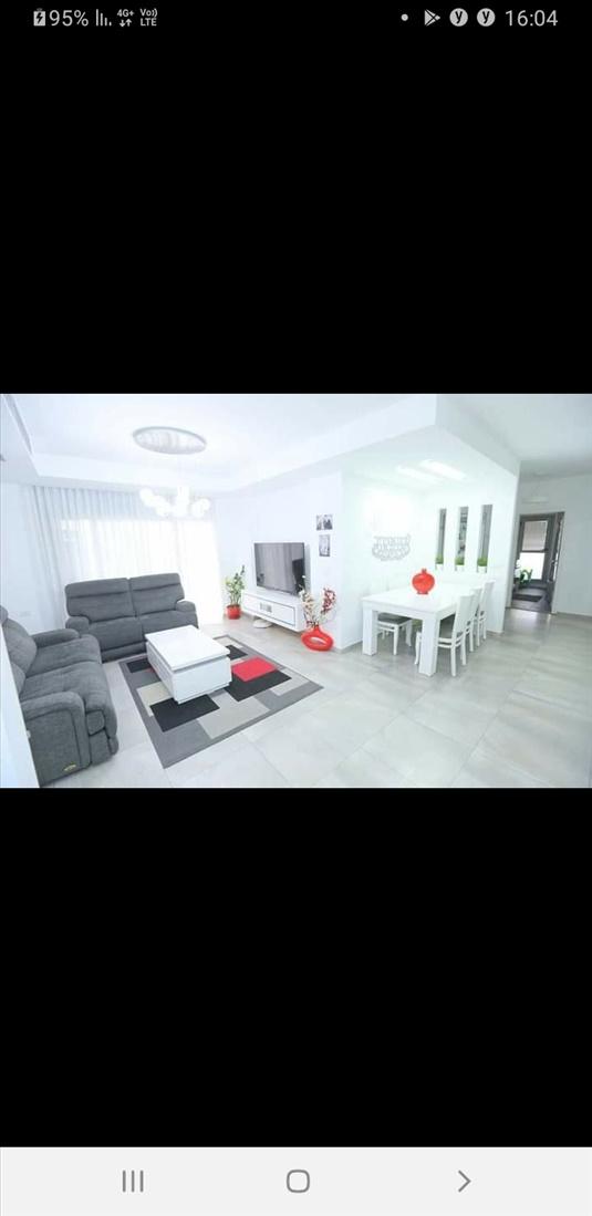 דירה להשכרה 4 חדרים בבאר ש דינה נווה זאב