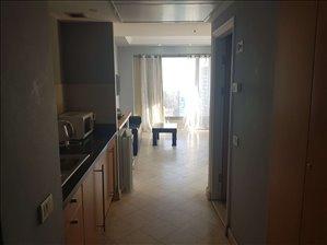 דירה, 2 חדרים, דרך מנחם בגין לאונארדו , מגדל סיטי ...