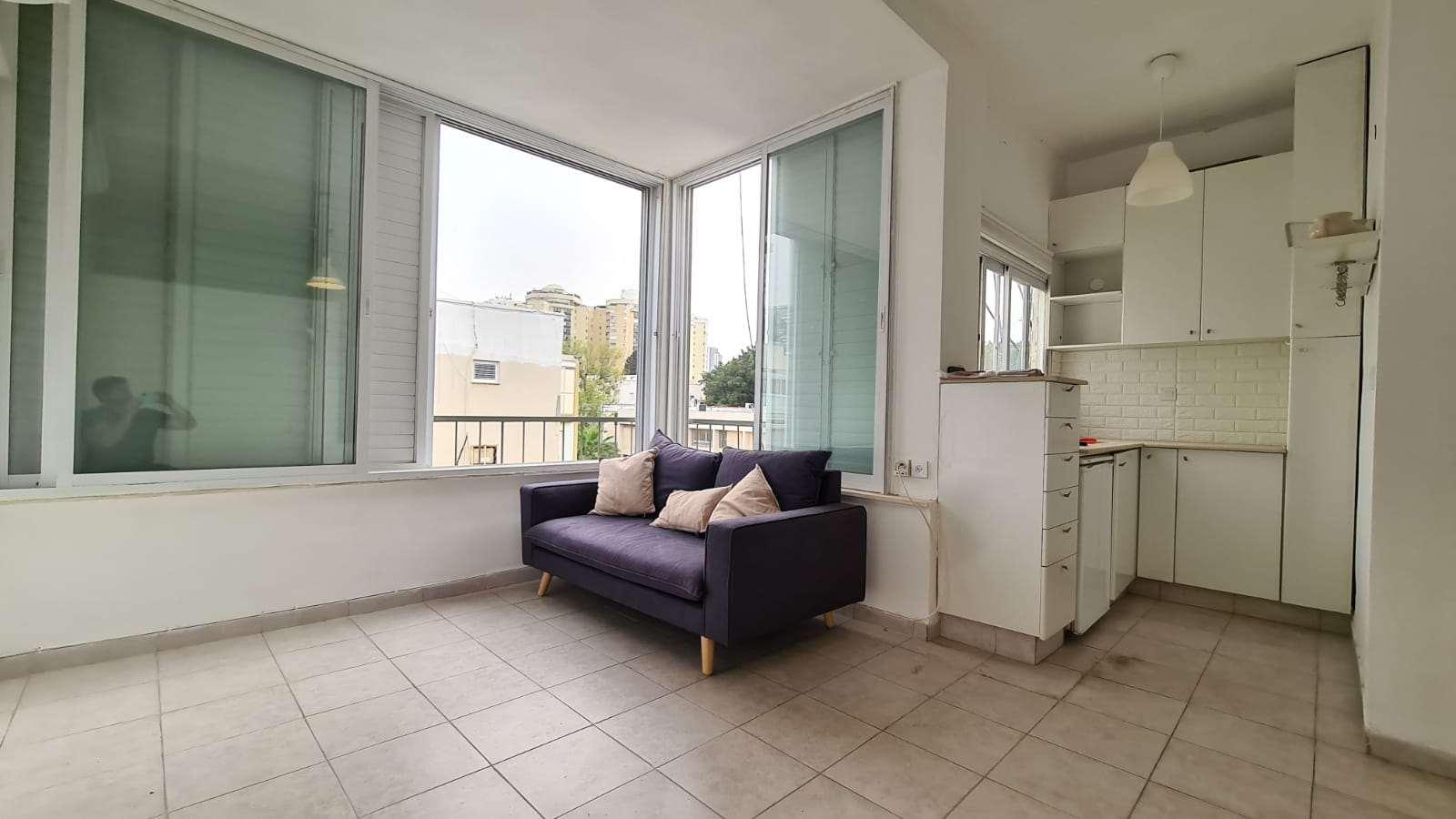 תמונה 1 ,דירה 1 חדרים הרב צעיר הצפון הישן תל אביב יפו