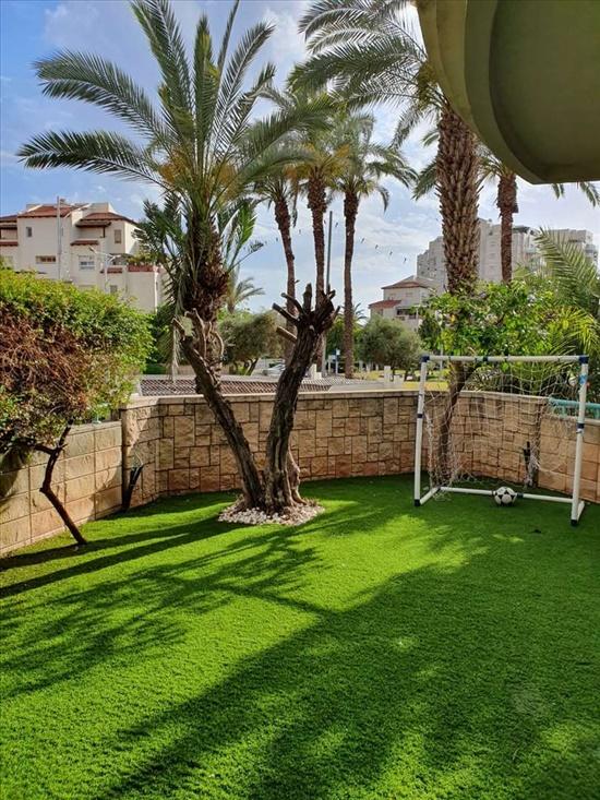 דירת גן להשכרה 4 חדרים באור יהודה שדרות בן גוריון נווה סביון