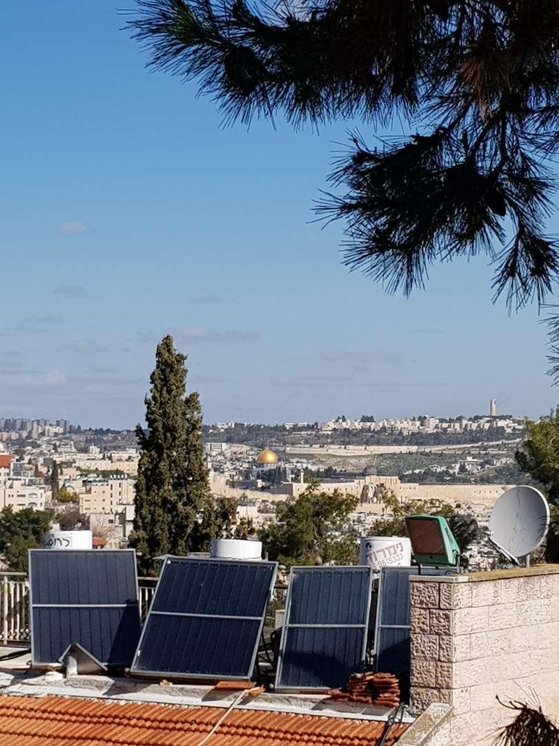 תמונה 4 ,דירה 4 חדרים שמואל לופו ארנונה ירושלים