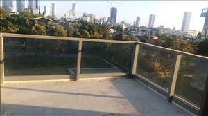 דירת גג להשכרה 4 חדרים בתל אביב יפו פנקס