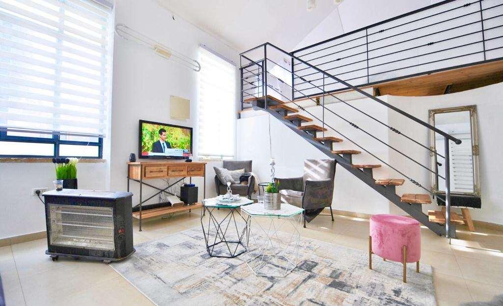 דירת גן להשכרה 4 חדרים בתל אביב יפו יפת