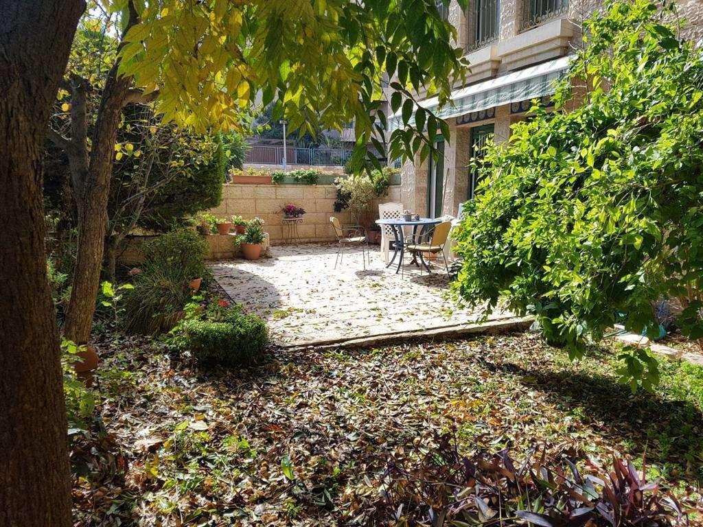 תמונה 3 ,דירת גן 3 חדרים ישראל אלדד ארנונה ירושלים