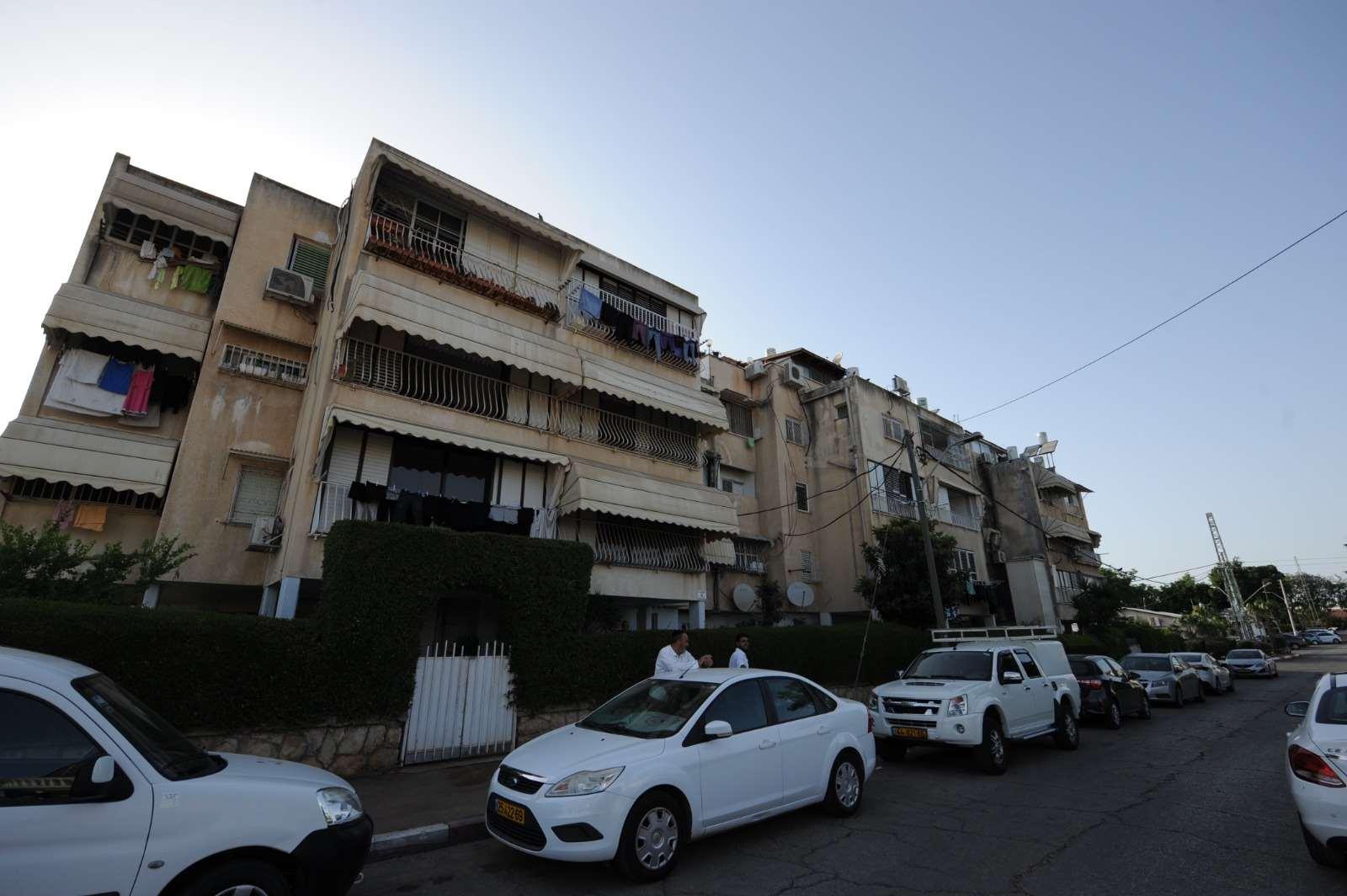 תמונה 4 ,דירה 3 חדרים הפלמ''ח שיכון ממשלתי אור יהודה