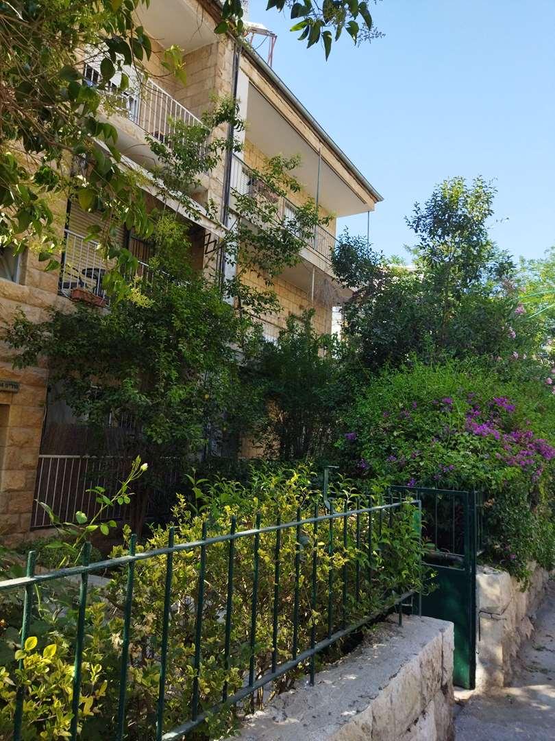 תמונה 4 ,דירה 2 חדרים חרל''פ קרית שמואל ירושלים