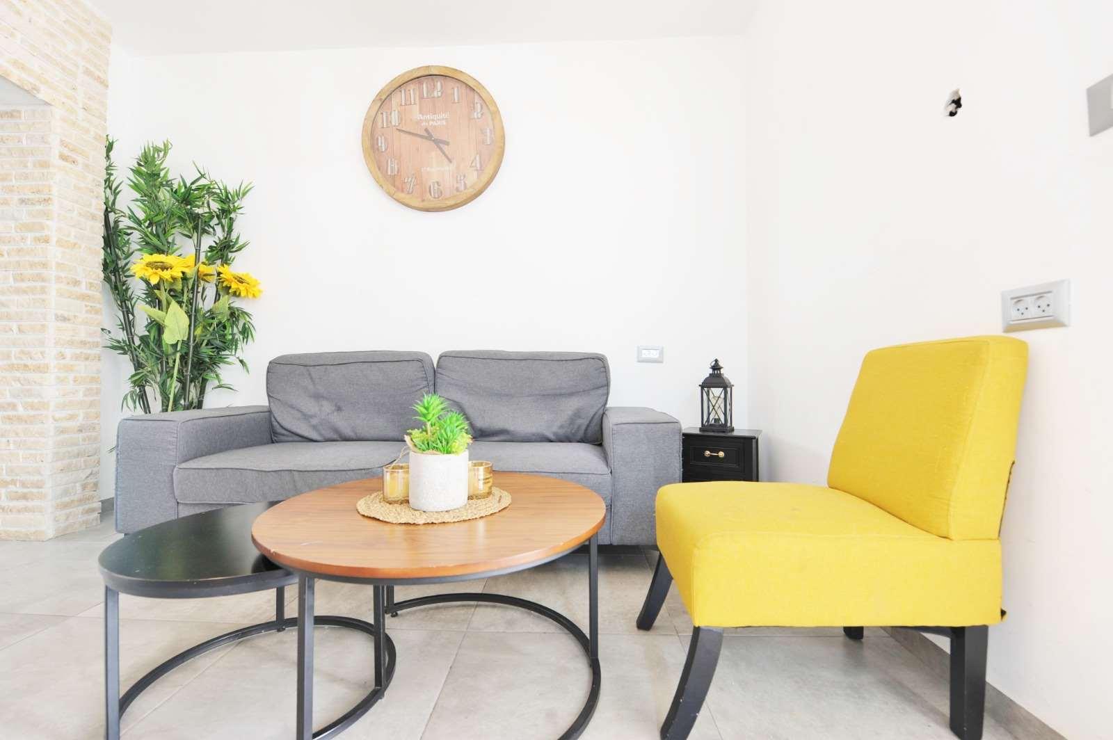 דירה להשכרה 4 חדרים באור יהודה הרצל סקיה
