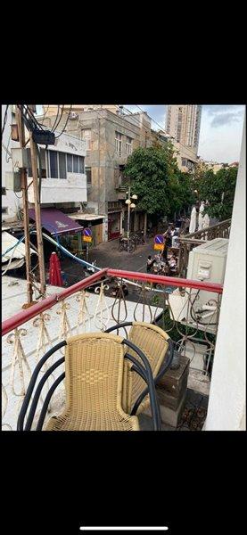 דירה להשכרה 2 חדרים בתל אביב יפו השומר