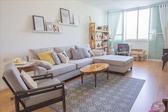 דירה להשכרה 3 חדרים בתל אביב יפו משה שרת אזור ככר המדינה