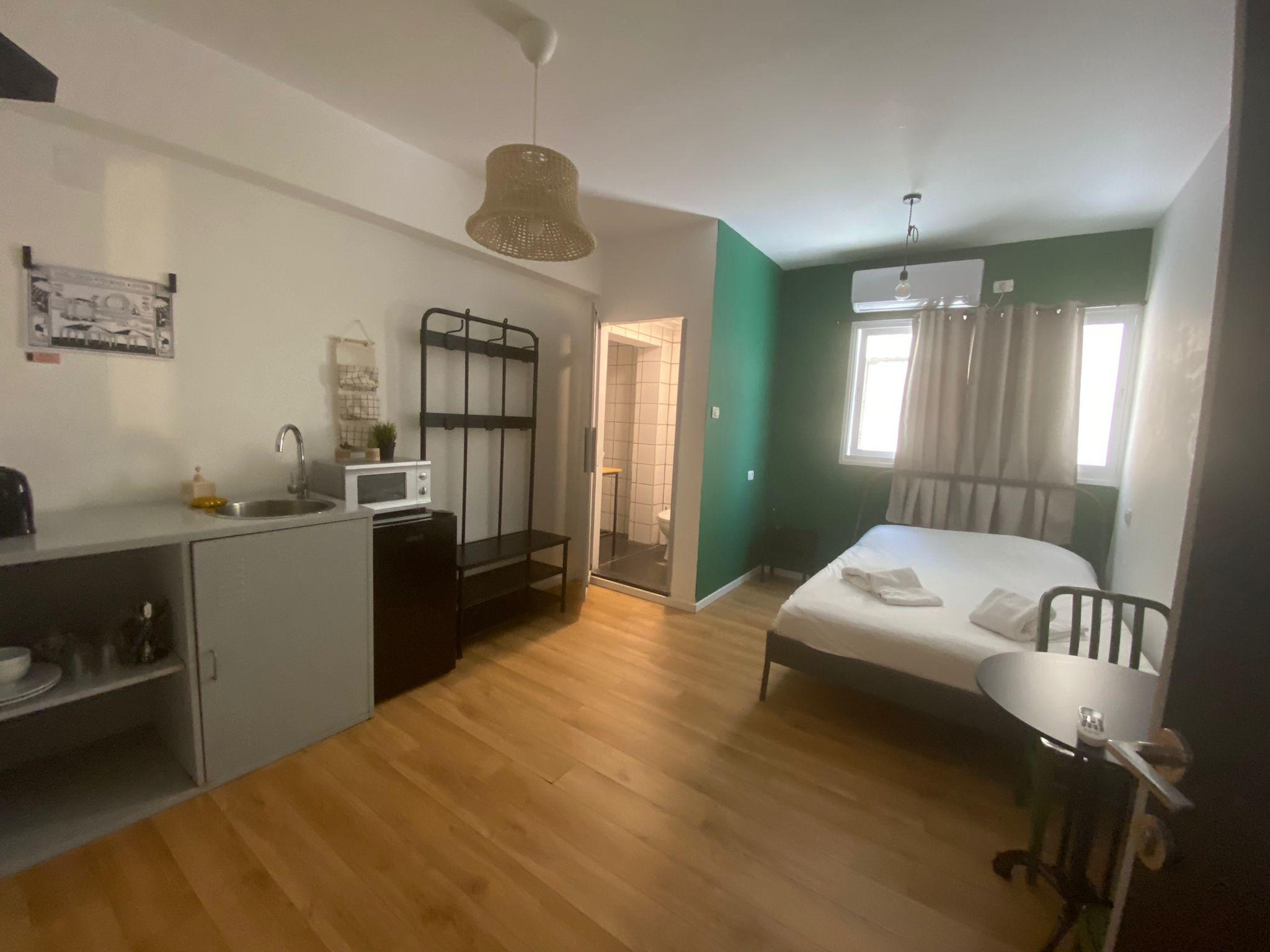 תמונה 1 ,דירה 1 חדרים לבונטין לב העיר תל אביב יפו