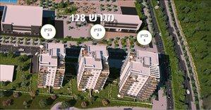 דירת גן, 4 חדרים, עובדיה יוסף, הרצליה