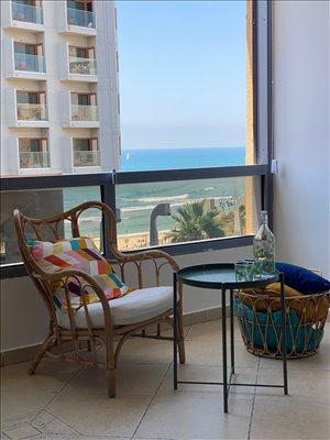 דירה להשכרה 3 חדרים בתל אביב יפו שדרות בן גוריון