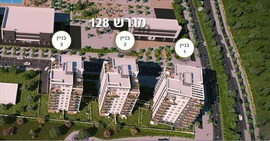 דירת גן להשכרה 4 חדרים בהרצליה עובדיה יוסף גליל ים