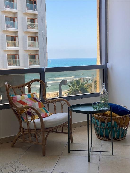 דירה להשכרה 3 חדרים בתל אביב יפו שדרות בן גוריון הצפון הישן