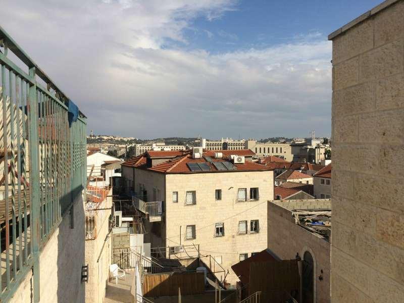 דירת גג, 8 חדרים, בית ישראל, ירו...