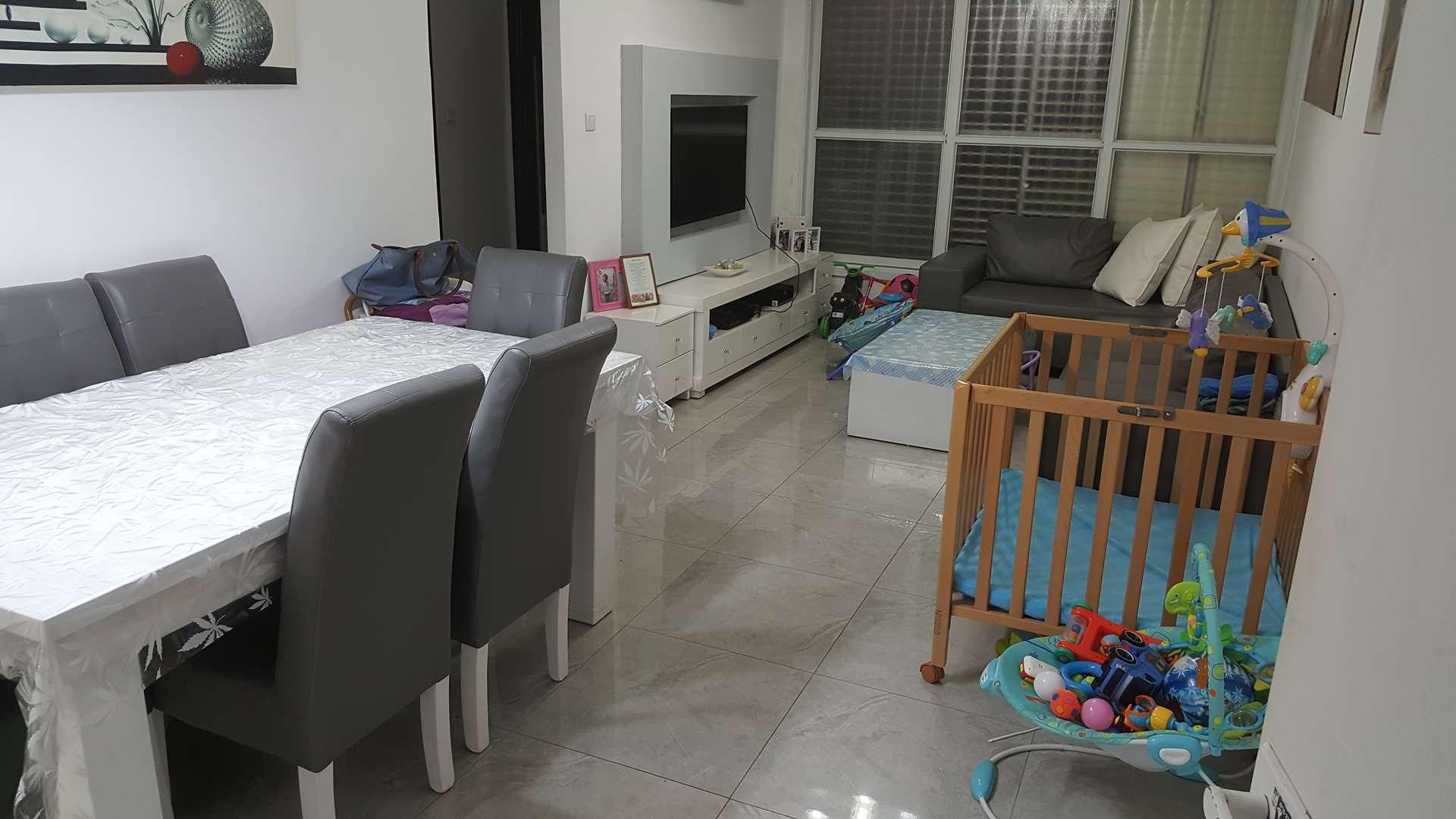 דירה, 3 חדרים, קרן היסוד, חולון
