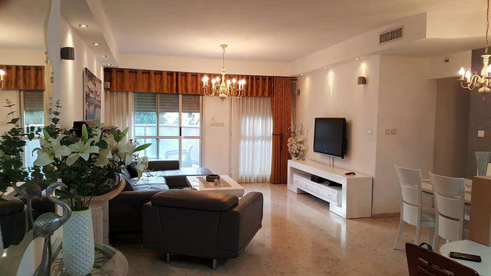 דירה, 5 חדרים, הערבה, קרית מוצקין