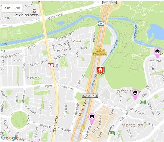 דירה למכירה 5 חדרים בתל אביב יפו חרוזים חרוזים