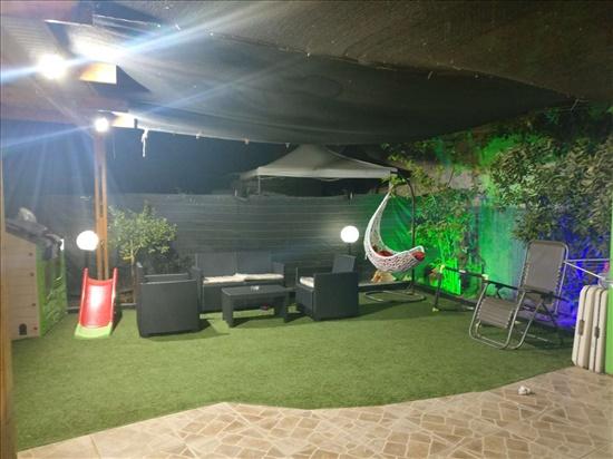 דירת גן למכירה 4 חדרים בבאר שבע זאב וילנאי 14 רמות