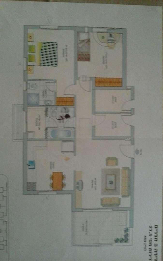 דירה, 3.5 חדרים, גולן, אלפי מנשה