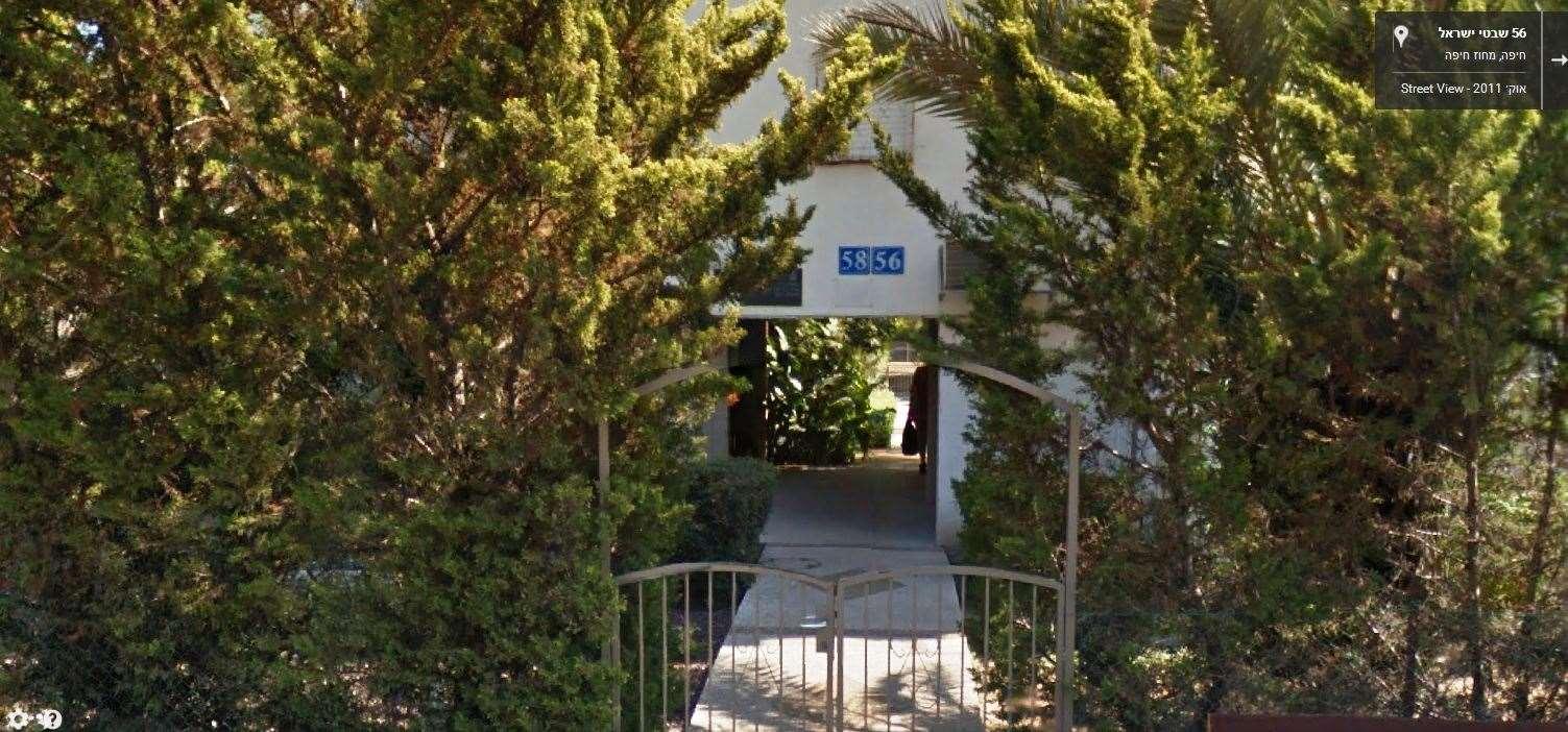 דירה, 2.5 חדרים, שבטי ישראל, קרי...
