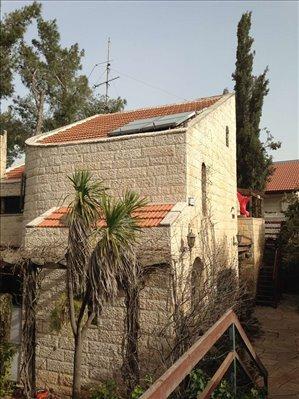 בית פרטי למכירה 7 חדרים בירושלים דרך החורש