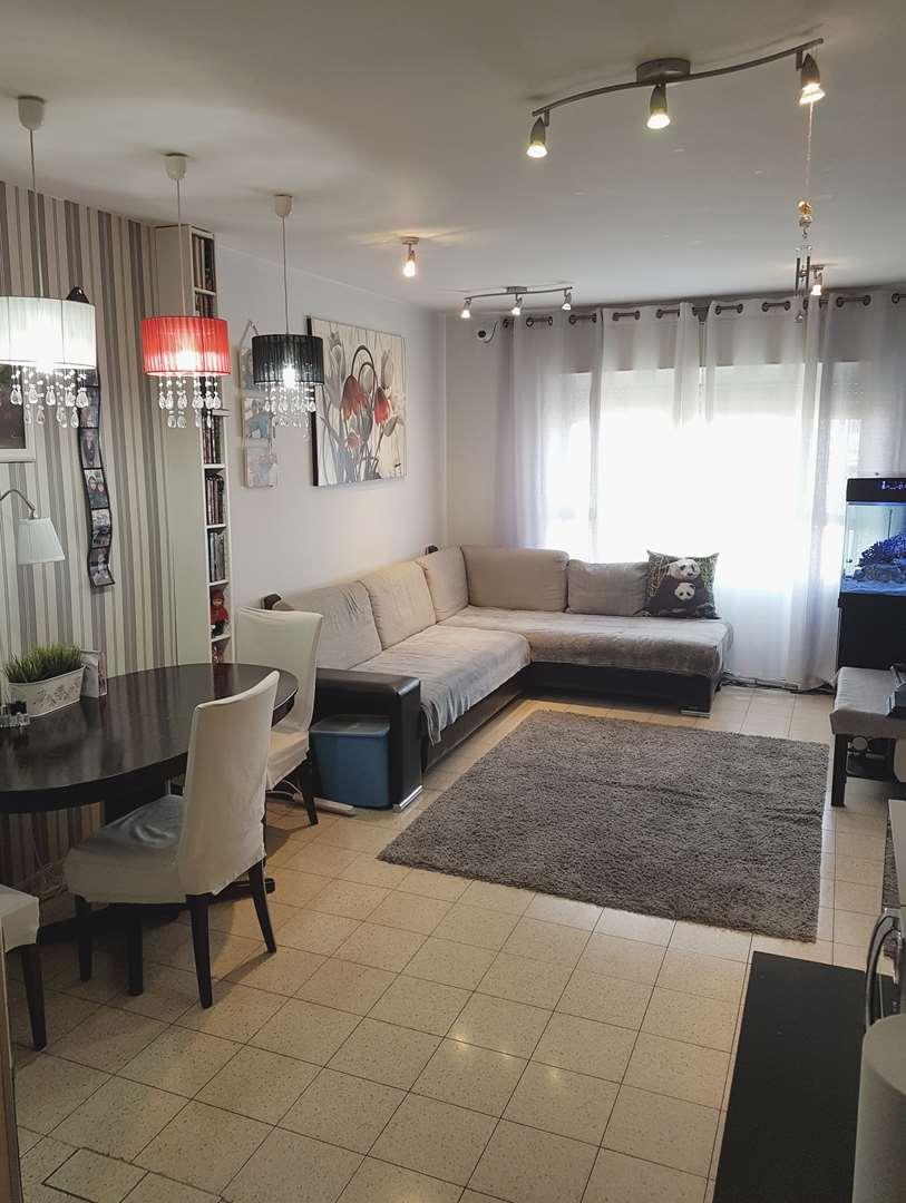 דירה, 3 חדרים, חללי אגוז, לוד