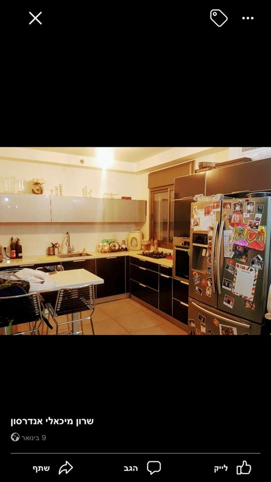 דירה למכירה 4 חדרים בכפר סבא האלוף עוזי נרקיס מרכז
