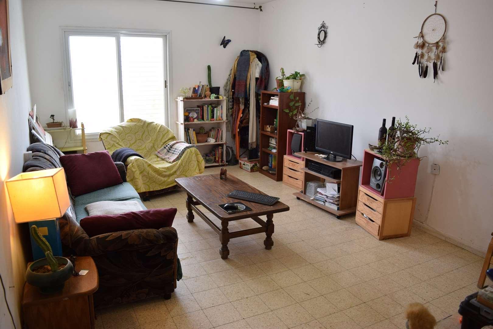 דירה, 3.5 חדרים, יגאל אלון 34, ש...