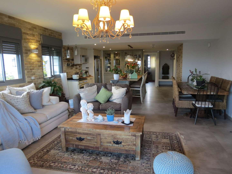 פנטהאוז, 5 חדרים, יפה  ירקוני , ...