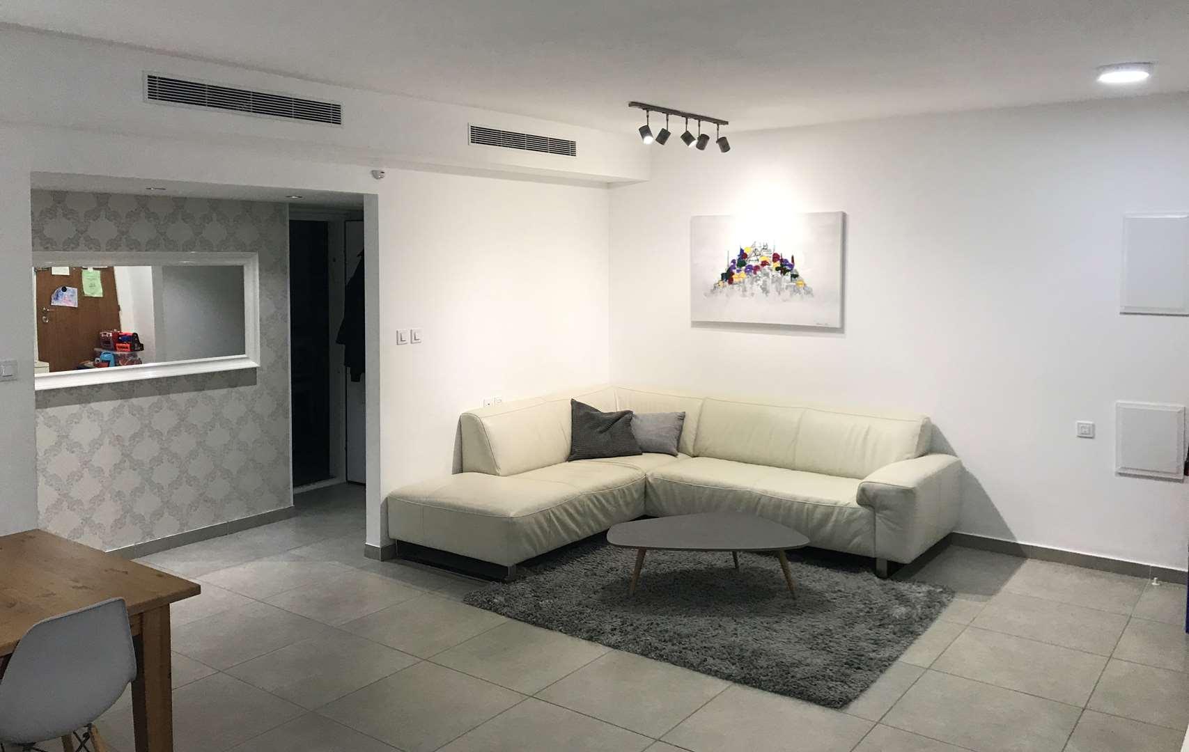 דירה, 4 חדרים, משה ברזנ, קרית גת