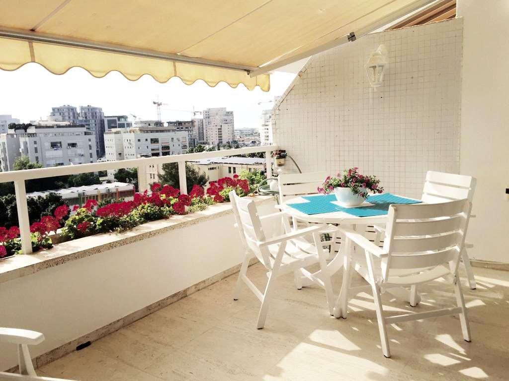 דירה, 5 חדרים, בורלא , תל אביב יפו