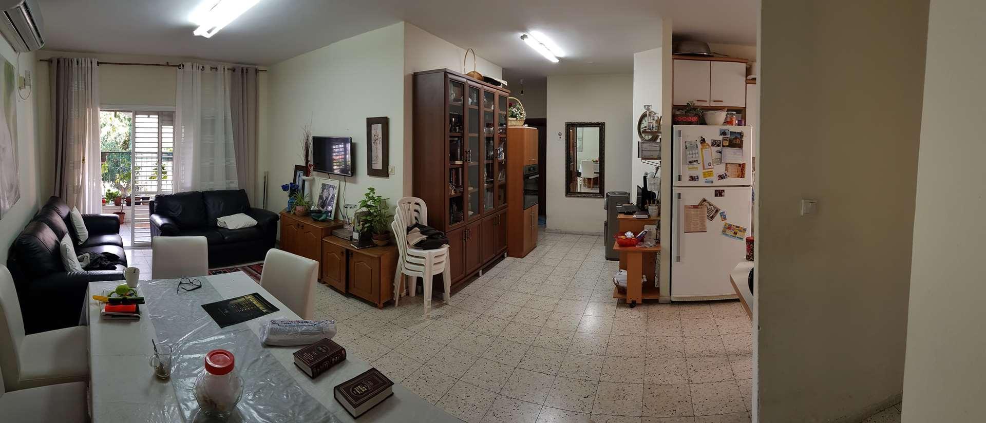 דירה, 4 חדרים, השושנים 5, קרית מ...