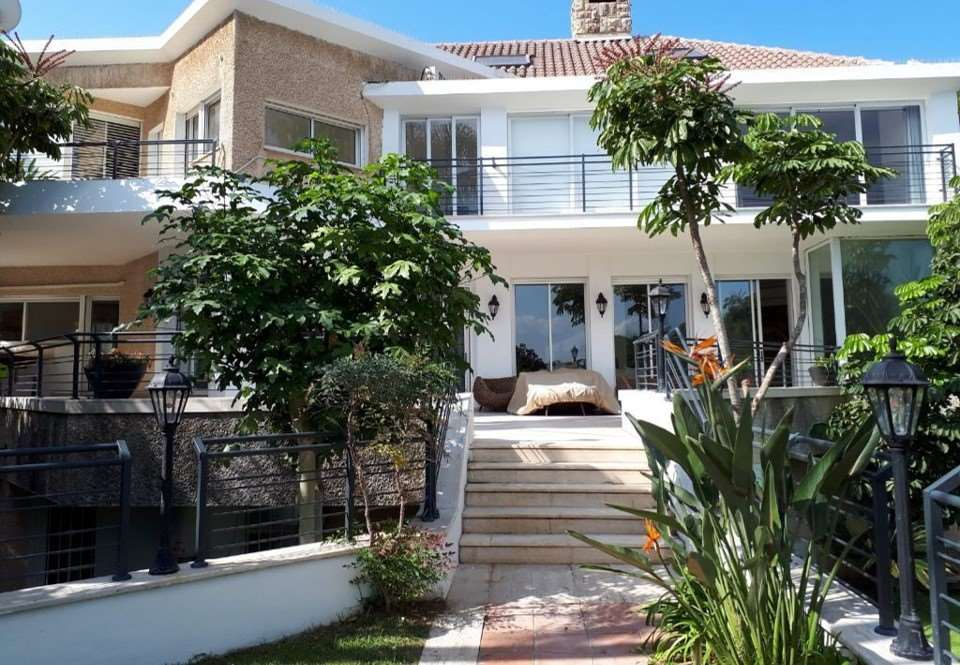 קוטג, 10 חדרים, יפה נוף 9, חיפה
