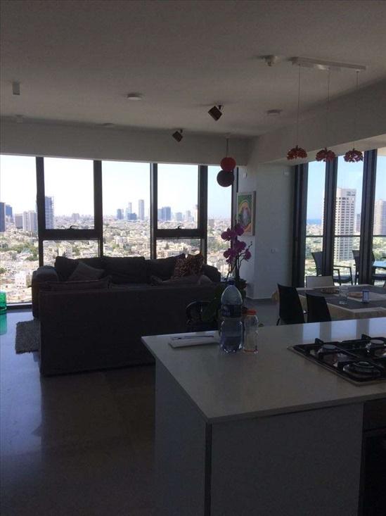 דירה למכירה 4.5 חדרים בתל אביב יפו בן שפרוט 2 צפון החדש- כיכר המדינה