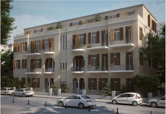 פנטהאוז למכירה 5 חדרים בתל אביב יפו יבנה לב העיר