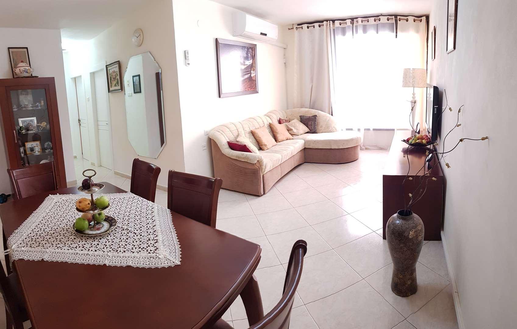 דירה, 3 חדרים, שבטי ישראל, קרית ...