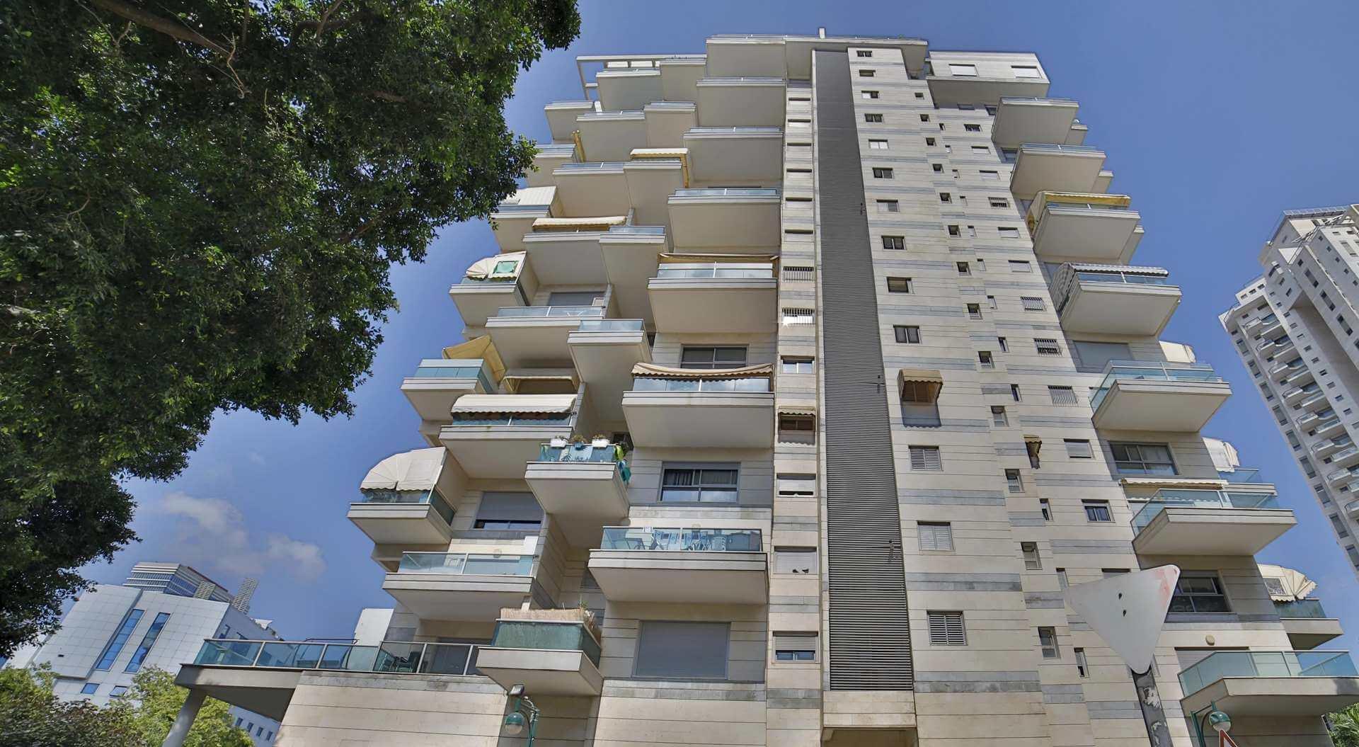 דירה, 4 חדרים, שדרת התמרים, רמת גן