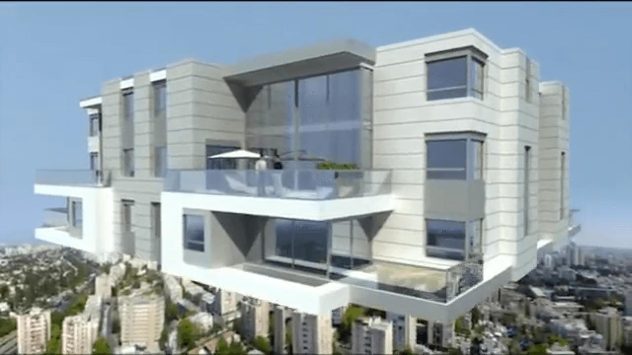 דירה, 5 חדרים, נווה יהושע, רמת גן